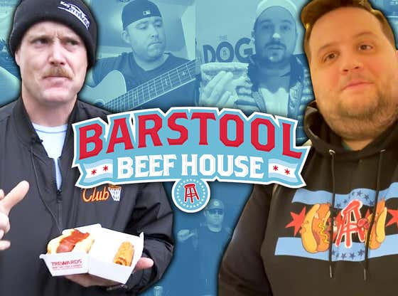 You Should Be Publicly Executed For Enjoying Ketchup On Your Hot Dog | Beef House Volume 19