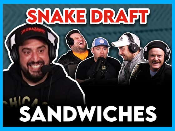 Sandwich Draft (ft. Jim Graziano): Is A Hamburger A Sandwich?