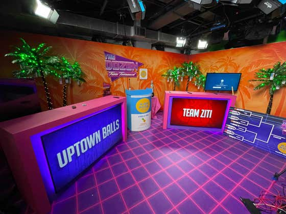 The Set For The Dozen: Trivia Tournament Is Insane; Get Your First Look
