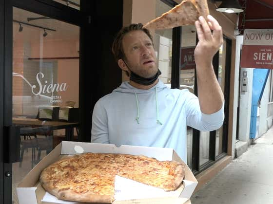 Barstool Pizza Review - Siena Pizza