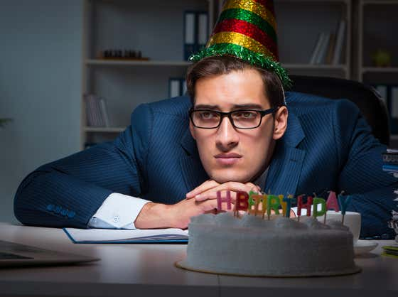 The Definitive List of the Worst Dates for a Birthday