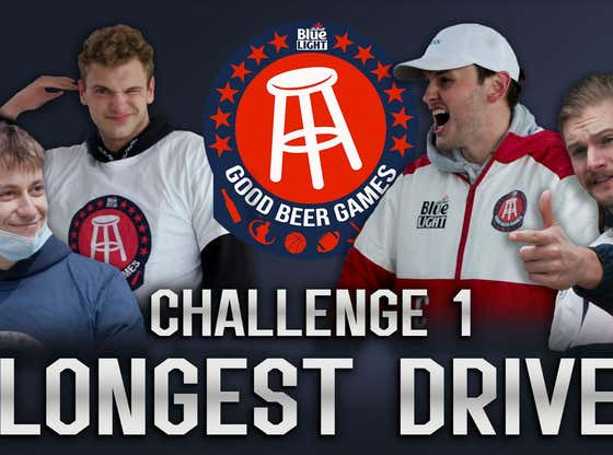 Who Has What It Takes to Win the Good Beer Games Longest Drive Competition?