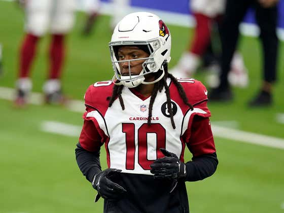 Deandre Hopkins Is Saying He May Quit The NFL If He Is Forced To Get The Vaccine