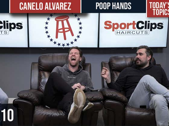 Barstool Rundown - May 10, 2021