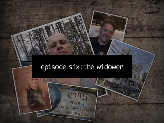 The Widower: Episode Six of The Case is Here