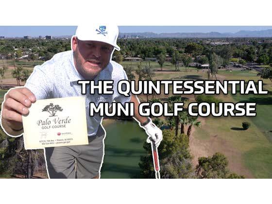 Riggs Vs Palo Verde Golf Club, 2nd Hole