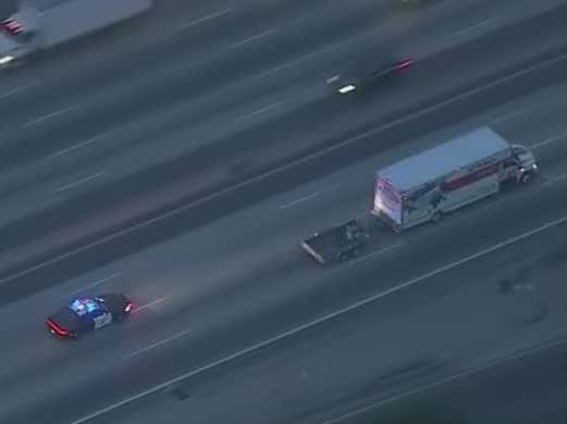 🚨 WE HAVE A STOLEN U-HAUL POLICE CHASE 🚨