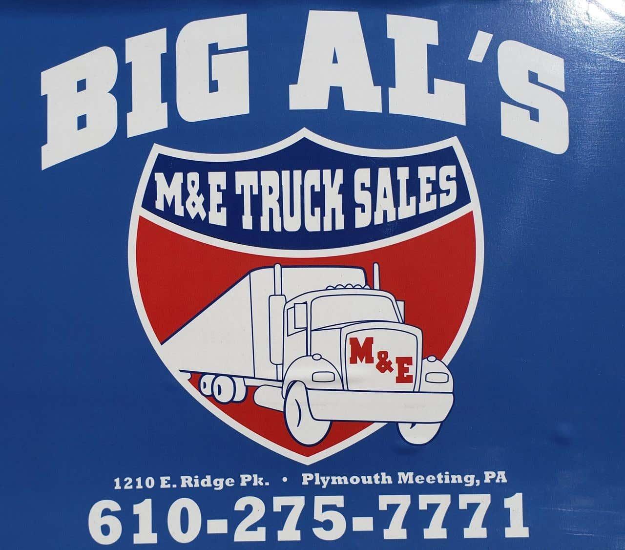 Big Al's M&E Truck Sales