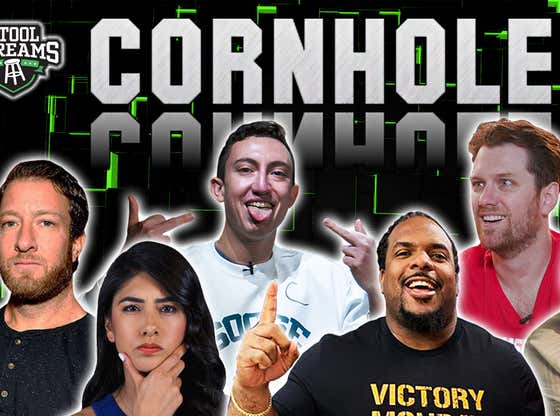 Stool Streams: Dave Portnoy Returns to the Triple S for His Cornhole Debut