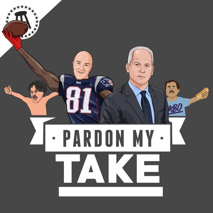 Kenny Mayne, Randy Moss And Blake Bortles Is A Packer