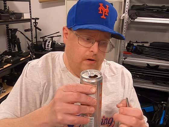 Tank's Taste Test Jolly Good Diet Orange Soda