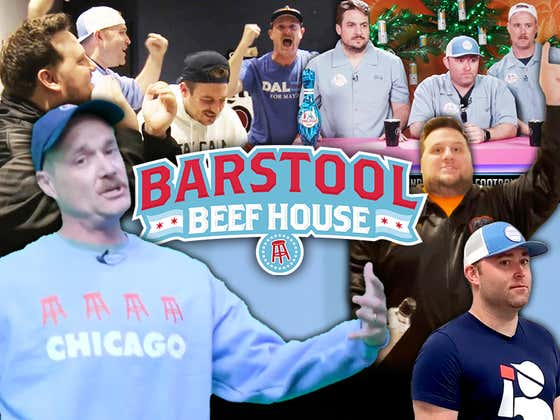Behind The Scenes Of Barstool HQ In New York City | Beef House Volume 20