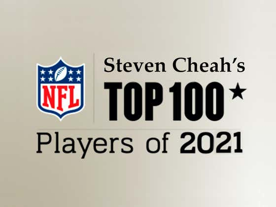 Steven Cheah's NFL Top 100 Players in 2021: #20 - #11