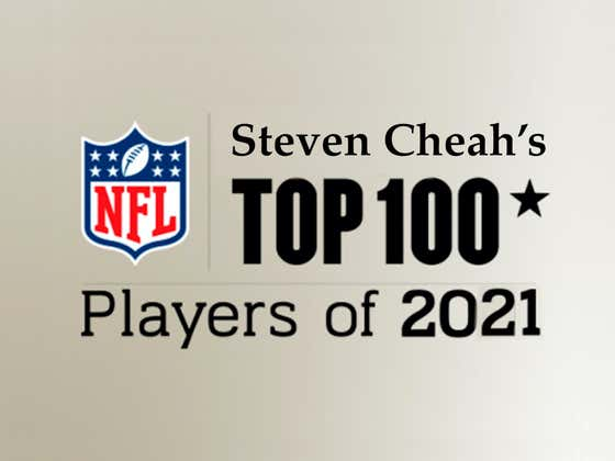 Steven Cheah's NFL Top 100 Players in 2021: #10 - #1