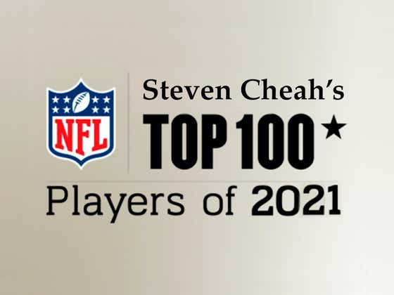 Steven Cheah's NFL Top 100 Players in 2021: #80 - #71