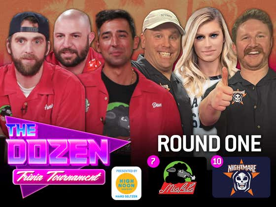 The Misfits vs. Nightmare (The Dozen: Trivia Tournament pres. by High Noon Round One, Match 05)