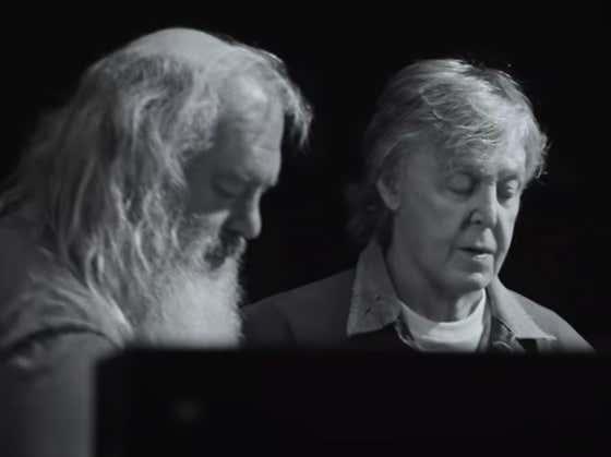 Paul McCartney Documentary Series (Featuring Rick Rubin) To Hit Hulu On July 16th
