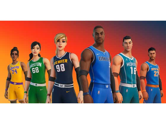The NBA Is Collabing With Fortnite For The First Time In One Of Fortnite's Biggest Sports Partnerships