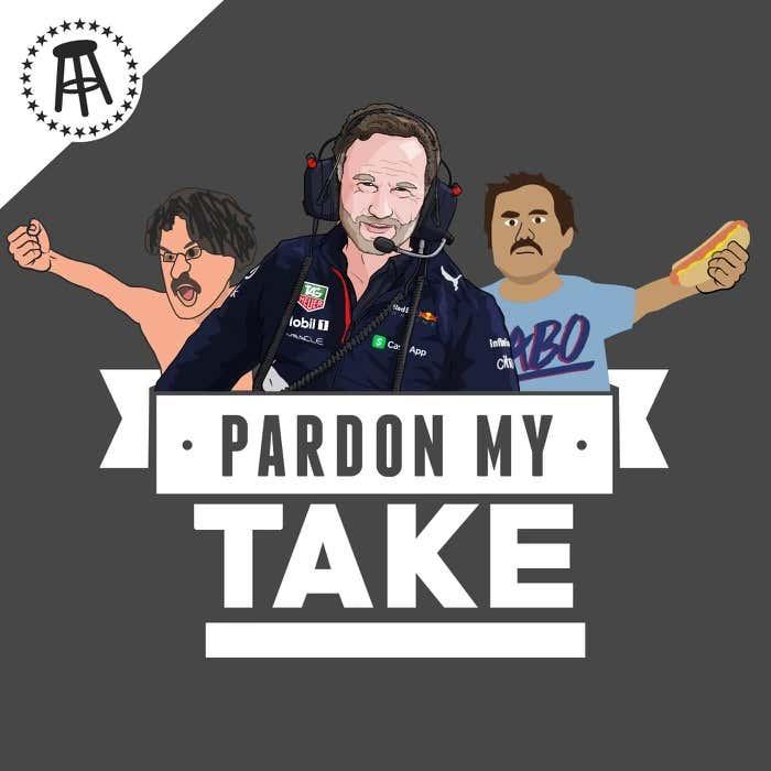 F1's Christian Horner, NBA Play In And Jake Vs Hank