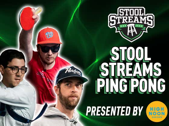 Stool Streams: Hank Vs Jake Marsh Rematch - Who's The Best In The Office? Featuring Big Cat + PFT