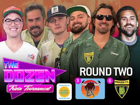 The Yak vs. Smockin (The Dozen: Trivia Tournament pres. by High Noon Round 2, Match 8)