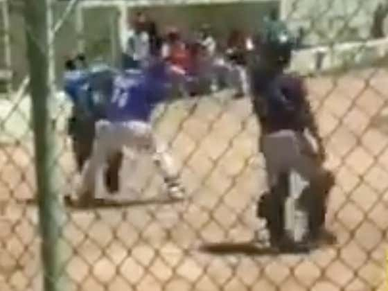 Remember That Prospect Who Brutally Attacked The Umpire With His Bat? He Was Arrested And Banned From Baseball And All Other Recreational Activities In The Dominican Republic