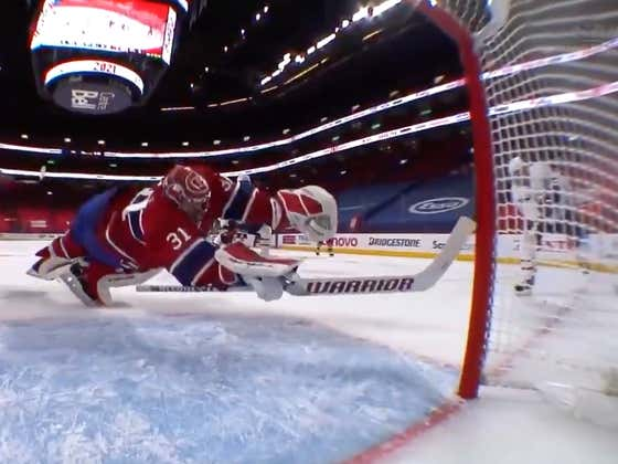 Goalie Stick Saves (But The Really Awesome Ones) Are My Favorite Types Of Saves