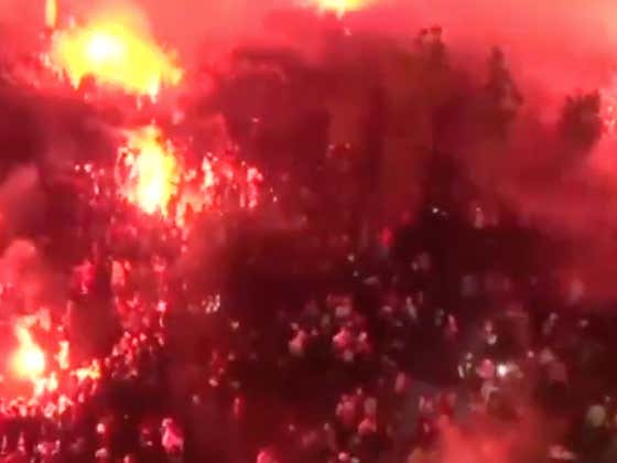 Lille Fans Went Fucking Bonkers In The Streets Of The City Celebrating Their First French Soccer League Title In A Decade