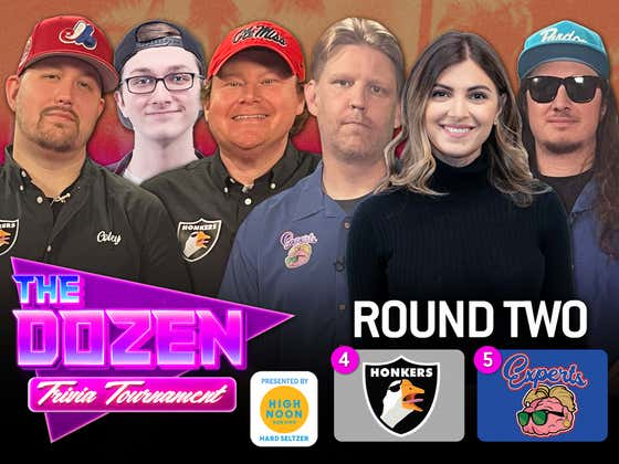 Shit Gets Real As Honkers Debut Vs. Brandon, PFT, & Fran In Big Rivalry (The Dozen: Trivia Tournament pres. by High Noon Round 2, Match 9 Preview)