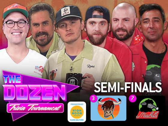 The Yak vs. The Misfits (The Dozen: Trivia Tournament pres. by High Noon Round 2, Match 11)