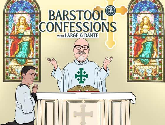 Barstool Confessions