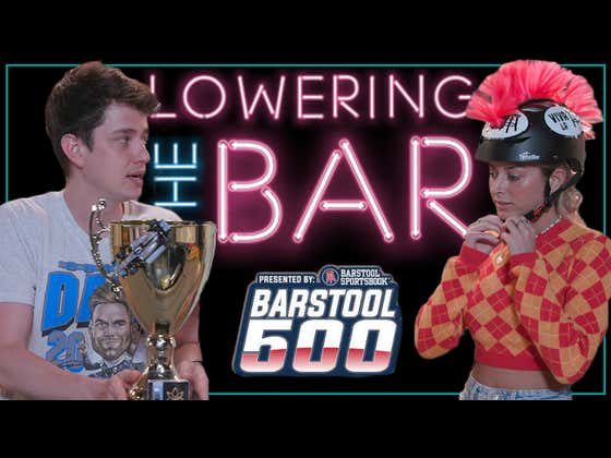 The Greatest Spectacle In Racing: The Barstool HQ 500