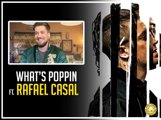 How Blindspotting Became A TV Series: What's Poppin' With Rafael Casal