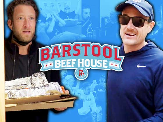 The Top 10 Moments From Barstool Chicago's Farmers Insurance Office | Beef House Volume 21