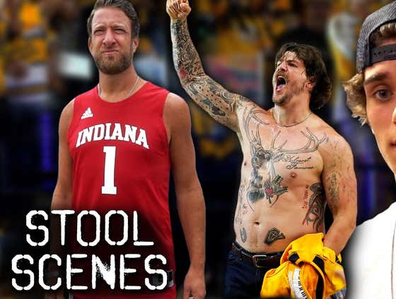 Dave Portnoy Heads to Indy 500 to Meet Josh Richards after Bussin With the Boys' in Nashville