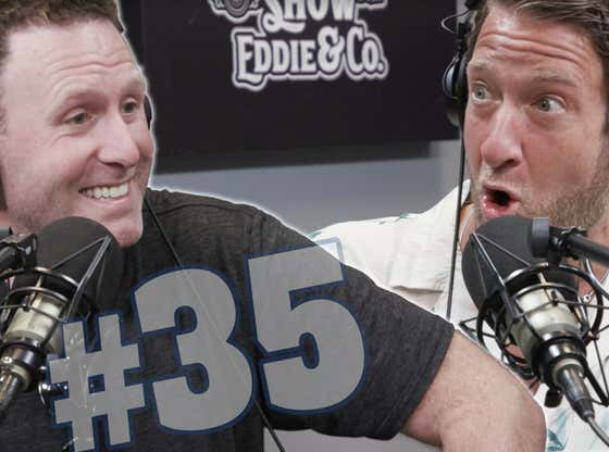 Dropping The Gloves With Ryan Whitney For An Hour Long Interview/Battle