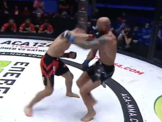There's No UFC This Weekend So Here's A Devastating Russian MMA Knockout From Today