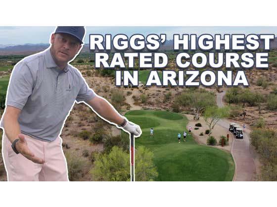 Riggs Vs We-Ko-Pa, Saguaro Course, 15th Hole
