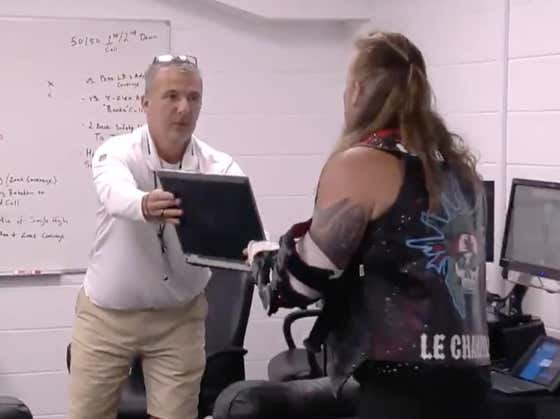 Urban Meyer Just Helped Chris Jericho Out Live On Pay-Per-View