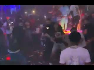 There Was An All Out Brawl At A Dallas Strip Club Over The Weekend
