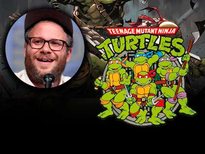 Seth Rogen's TMNT Reboot Officially Has A Date
