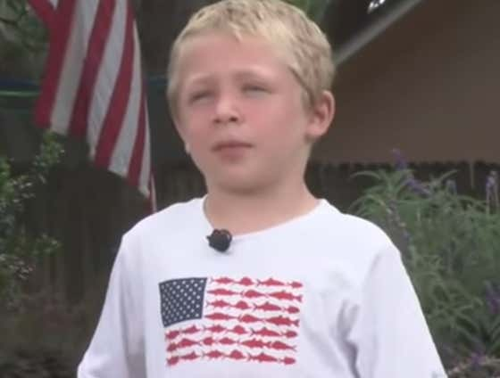 While You Were Out Getting Hammered During Memorial Day Weekend Like A Goon, This 7-Year-Old Florida Boy Swam An Hour In Rough Currents To Save His Stranded Dad And 4-Year-Old Sister
