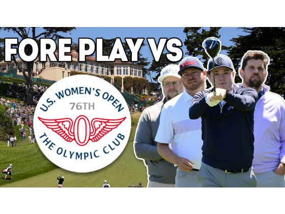 Fore Play Vs The Olympic Club In U.S. Women's Open Conditions
