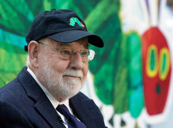 RIP Eric Carle, Author Of The Greatest Literary Work In The History Of Mankind