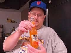 Tank's Taste Test Lidl Craft Orange Soda