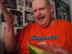 Frank's Fruit Test Watermelon