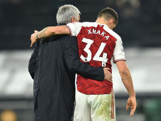 I Don't Know Who Needs To Hear This But Granit Xhaka Leaving Is No Cause To Celebrate