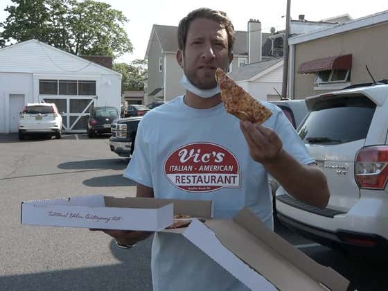 Barstool Pizza Review - Vic's Italian Restaurant (Bradley Beach, NJ)