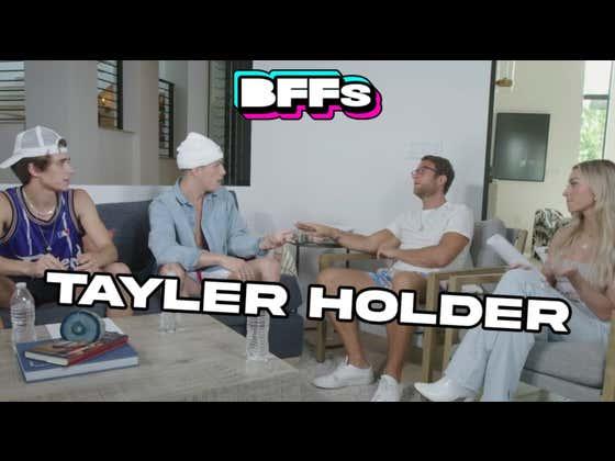 Tayler Holder Speaks On Sommer Ray And Charly Jordan