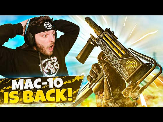 The Mac 10 Is The Best Secondary To Use In Warzone